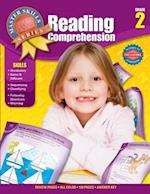 Reading Comprehension Grade 2 af Inc. Carson-Dellosa Publishing Company
