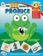 The Big Book of Phonics, Grades K-3 af Barbara Wilson