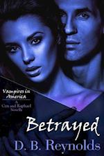 Betrayed (Vampires in America)