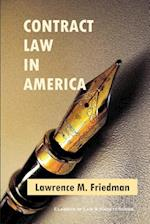 Contract Law in America af Lawrence M. Friedman