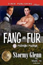 Fang and Fur [Midnight Matings] (Siren Publishing Classic Manlove) af Stormy Glenn