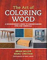 The Art of Coloring Wood