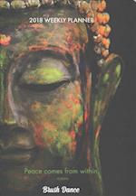 Timeless Buddha 2018 Weekly Planner