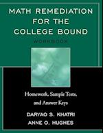Math Remediation for the College Bound