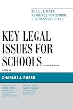 Key Legal Issues for Schools