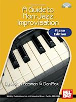 Guide To Non-Jazz Improvisation af Dick Weissman