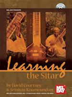 Learning  the Sitar af David Courtney