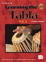 Learning the Tabla, Volume 2 af David Courtney