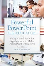 Powerful PowerPoint for Educators