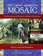 The Great American Mosaic [4 volumes]