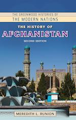 The History of Afghanistan (THE GREENWOOD HISTORIES OF THE MODERN NATIONS)