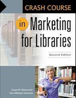 Crash Course in Marketing for Libraries af Susan Webreck Alman