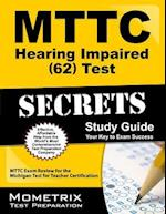 MTTC Hearing Impaired (62) Test Secrets