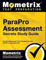 ParaPro Assessment Secrets, Study Guide