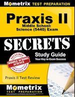 Praxis II Middle School (Secrets Mometrix)