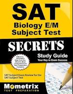 SAT Biology E/M Subject Test Secrets Study Guide (Mometrix Secrets Study Guides)