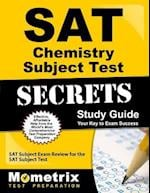 SAT Chemistry Subject Test Secrets Study Guide (Mometrix Secrets Study Guides)