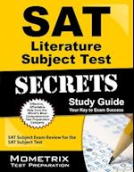 SAT Literature Subject Test Secrets Study Guide (Mometrix Secrets Study Guides)