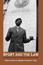 Sport and the Law (Sport culture and society)