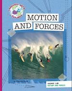 Science Lab: Motion and Forces (Explorer Library: Language Arts Explorer)