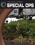 Special Ops (Cool Careers)