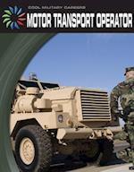 Motor Transport Operator (Cool Careers)