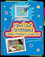 Find Out Firsthand (Information Explorer Junior)