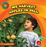 We Harvest Apples in Fall (21st Century Basic Skills Library)