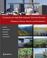 Climate of the Southeast United States af Keith Ingram