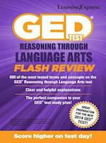 GED Test Reasoning Through Language Arts Flash Review
