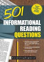 501 Informational Reading Questions