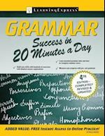 Grammar Success in 20 Minutes a Day (Skill Builders in 20 Minutes)