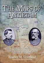 The Maps of Antietam (Savas Beatie Military Atlas Series)