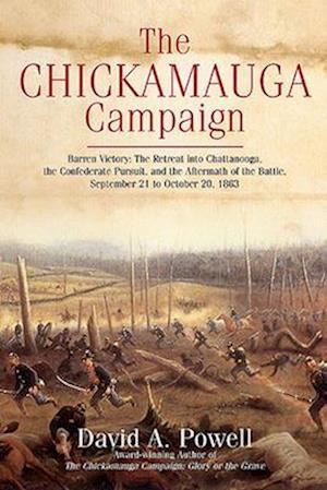 Chickamauga Campaign-Barren Victory