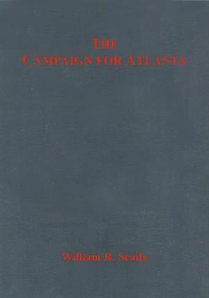 Bog, hardback The Campaign for Atlanta af William Scaife