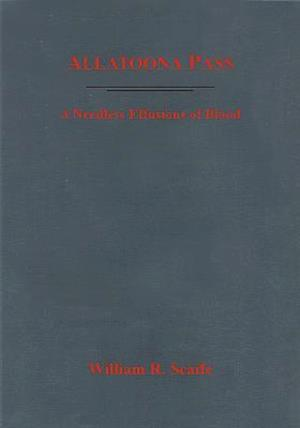 Bog, hardback Allatoona Pass af William Scaife