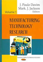 Manufacturing Technology Research af J. Paulo Davim