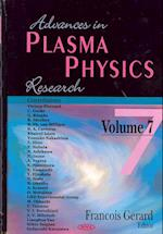 Advances in Plasma Physics Research af Francois Gerard