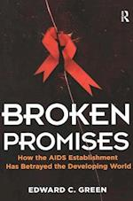 Broken Promises af Edward C. Green