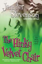 Hinky Velvet Chair af Jennifer Stevenson