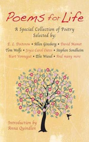 Bog, hardback Poems for Life af Anna Quindlen