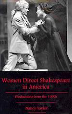 Women Direct Shakespeare in America af Nancy Taylor