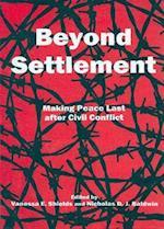 Beyond Settlement