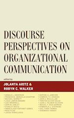 Discourse Perspectives on Organizational Communication af Michael Barrett, Francesca Bargiela Chiappini, Donald L Anderson