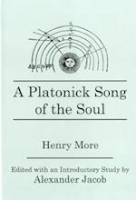 A Platonick Song of the Soul af Henry More, A. Jacob