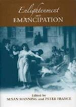 Enlightenment and Emancipation (The Bucknell Studies in Eighteenth-Century Literature and Culture)