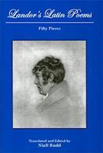 Landor's Latin Poems af Niall Rudd, Walter Savage Landor