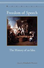 Freedom of Speech (Apercus: Histories, Text,s Cultures)