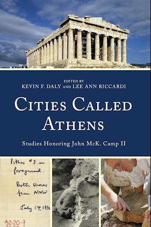 Bog, paperback Cities Called Athens af Kevin F. Daly