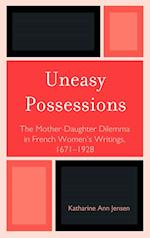 Uneasy Possessions